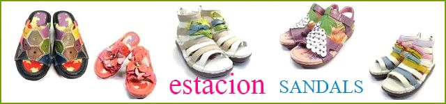 estacion 靴/ エスタシオン サンダル 商品一覧