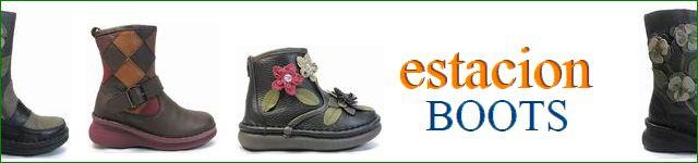 estacion 靴/ エスタシオン ブーツ 商品一覧