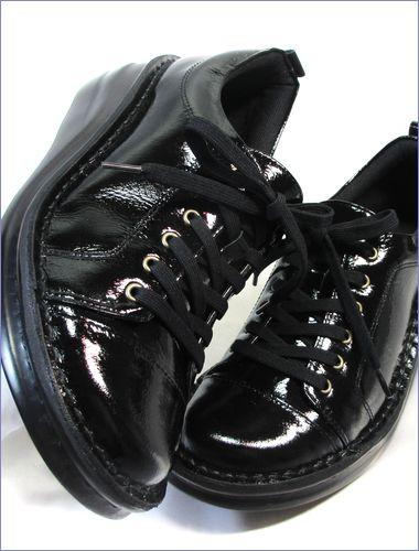 a-ok靴  エ―オーケー  ak84801bl  ブラック  全体画像