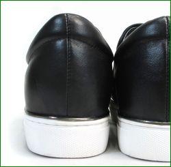 carissimoalte  カリシモアルテ cs1247191bl  ブラック カカトの画像