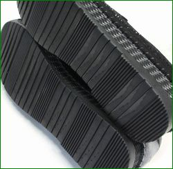 carissimoalte  カリシモアルテ cs18177Abl  ブラック ソールの画像