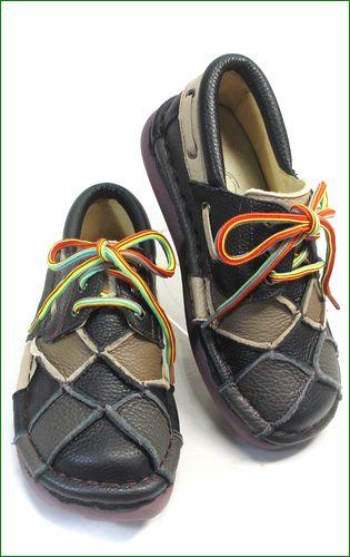 estacion靴  エスタシオン et154blm ブラックマルチ  右の画像