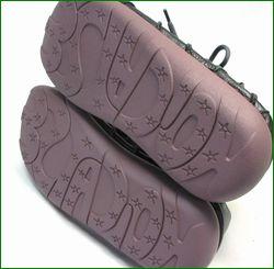 estacion靴  エスタシオン et1551bl ブラック  ソールの画像