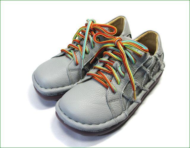 estacion靴  エスタシオン et155gy グレイ  全体画像