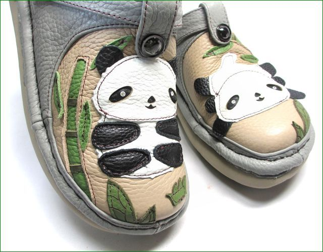 エスタシオン靴 estacion  et3261gy グレイマルチ  パーツの画像