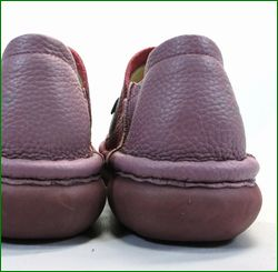 エスタシオン靴 estacion  et326wim ワインマルチ  カカトの画像