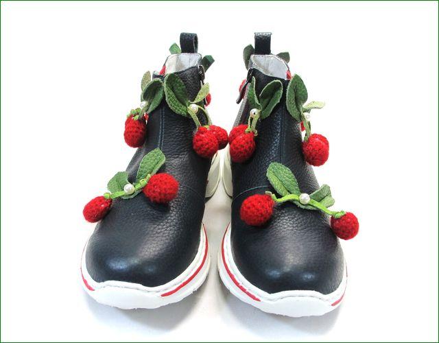 エスタシオン靴 estacion et528nv  ネイビー パーツ画像