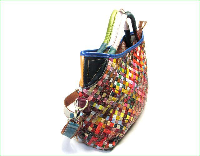 エスタシオン メッシュのバッグの全体画像