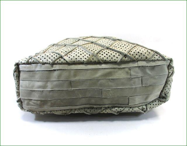 エスタシオン鞄 底の画像