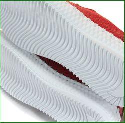 エスタシオン靴  estacion etn216re レッド 底の画像