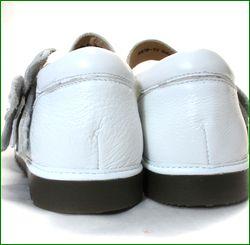 エスタシオン靴  estacion etn237813iv アイボリー ソールの画像