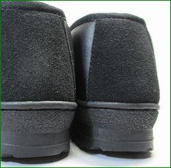 エスタシオン靴  estacion etn808bl 黒  ソールの画像