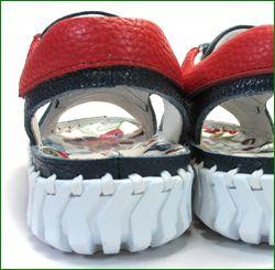 エスタシオン靴  estacion etn901nv ネイビー ソールの画像