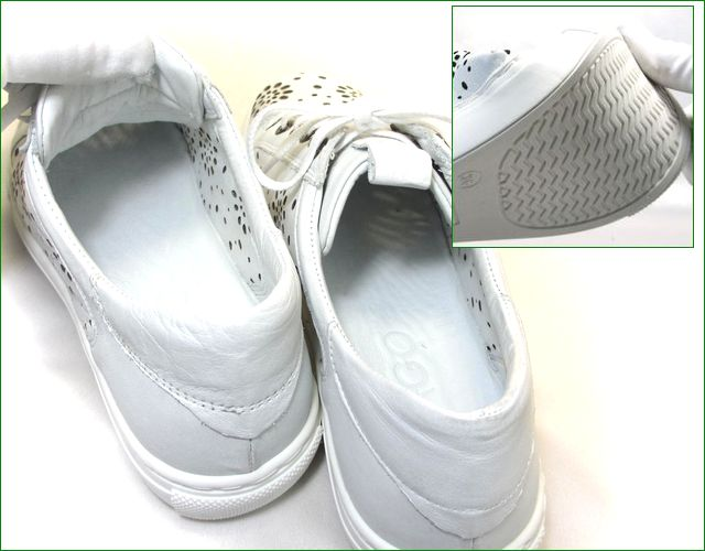 MAGO マーゴ mg20075wt  ホワイト 部分画像