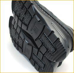 milla sports   ミラスポーツ  mi1043bl  ブラック 底画像