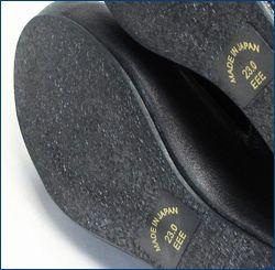 milla sports   ミラスポーツ  mi6361bl  ブラック 底画像