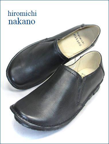 nakano hiromichi  ナカノヒロミチ  nk720bl  ブラック  全体画像