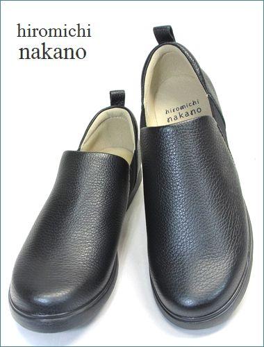nakano hiromichi  ナカノヒロミチ  nk752bl  ブラック  全体画像